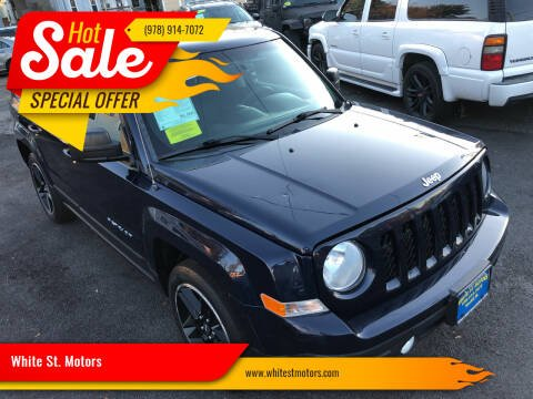2013 Jeep Patriot for sale at White St. Motors in Haverhill MA