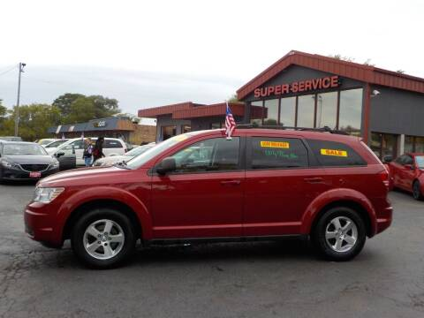 2009 Dodge Journey for sale at Super Service Used Cars in Milwaukee WI