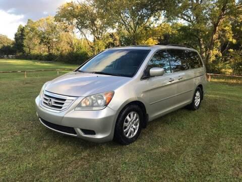 2008 Honda Odyssey for sale at LA PULGA DE AUTOS in Dallas TX