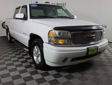 2005 GMC Sierra 1500 for sale at Markley Motors in Fort Collins CO
