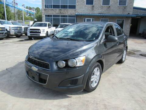 2015 Chevrolet Sonic for sale at Lone Star Auto Center in Spring TX