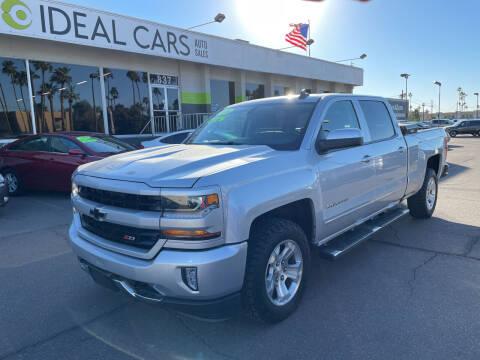 2016 Chevrolet Silverado 1500 for sale at Ideal Cars in Mesa AZ