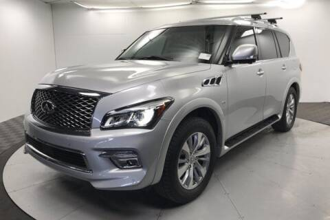 2016 Infiniti QX80 for sale at Stephen Wade Pre-Owned Supercenter in Saint George UT