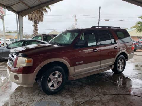 2007 Ford Expedition for sale at M & M Motors in Angleton TX