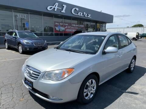 2010 Hyundai Elantra for sale at A1 Carz, Inc in Sacramento CA