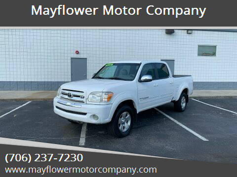 2006 Toyota Tundra for sale at Mayflower Motor Company in Rome GA