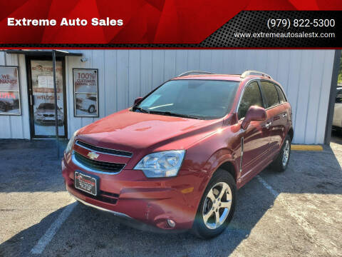 2012 Chevrolet Captiva Sport for sale at Extreme Auto Sales in Bryan TX