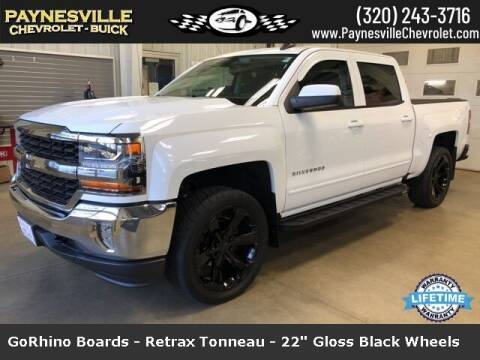 2017 Chevrolet Silverado 1500 for sale at Paynesville Chevrolet Buick in Paynesville MN