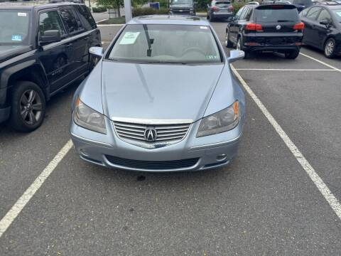 2006 Acura RL for sale at Hipps Integrity Auto Sales in Delran NJ
