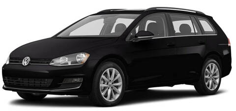 2017 Volkswagen Golf SportWagen for sale at GOLD COAST IMPORT OUTLET in St Simons GA