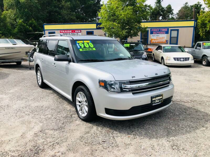 2017 Ford Flex for sale at Capital Car Sales of Columbia in Columbia SC