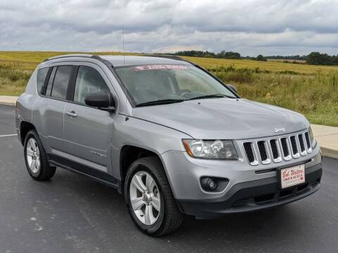 2016 Jeep Compass for sale at Bob Walters Linton Motors in Linton IN
