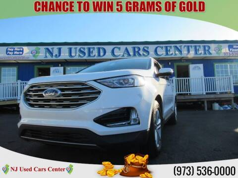 2020 Ford Edge for sale at New Jersey Used Cars Center in Irvington NJ