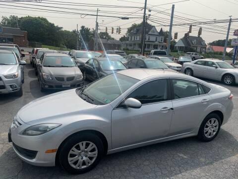 2012 Mazda MAZDA6 for sale at Masic Motors, Inc. in Harrisburg PA