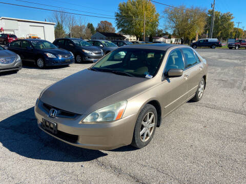 2003 Honda Accord for sale at US5 Auto Sales in Shippensburg PA