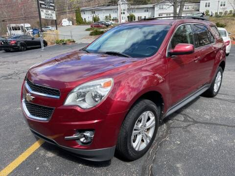 2011 Chevrolet Equinox for sale at Premier Automart in Milford MA
