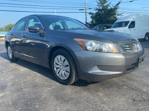 2010 Honda Accord for sale at Action Automotive Service LLC in Hudson NY