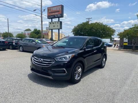 2017 Hyundai Santa Fe Sport for sale at Autohaus of Greensboro in Greensboro NC