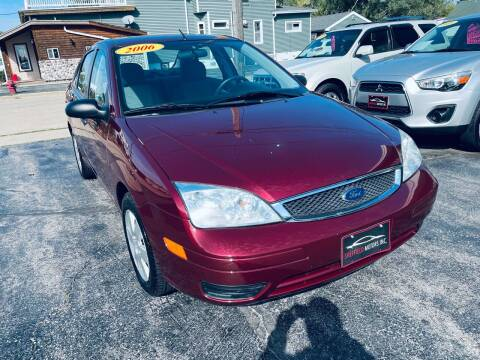 2006 Ford Focus for sale at SHEFFIELD MOTORS INC in Kenosha WI