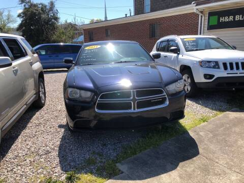 2011 Dodge Charger for sale at ADKINS PRE OWNED CARS LLC in Kenova WV