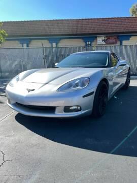 2008 Chevrolet Corvette for sale at BSL Bay Sport & Luxury in Redwood City CA