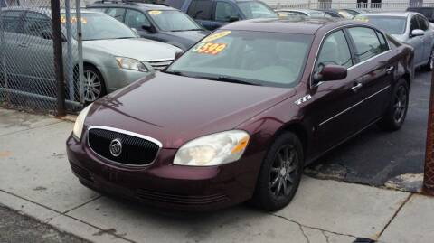 2006 Buick Lucerne for sale at GM Automotive Group in Philadelphia PA