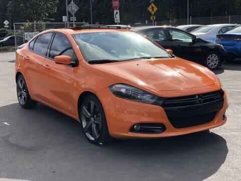 2014 Dodge Dart for sale at ALHAMADANI AUTO SALES in Spanaway WA