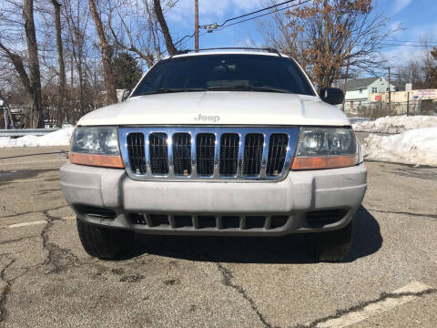 1999 Jeep Grand Cherokee for sale at A & B Motors in Wayne NJ