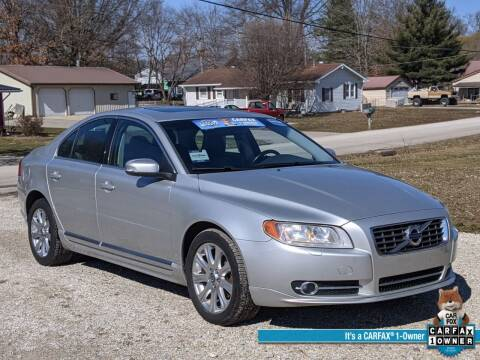 2010 Volvo S80 for sale at Bob Walters Linton Motors in Linton IN