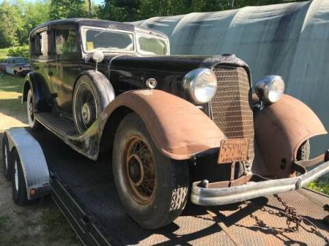 1934 Lincoln Judkins for sale at Classic Car Deals in Cadillac MI