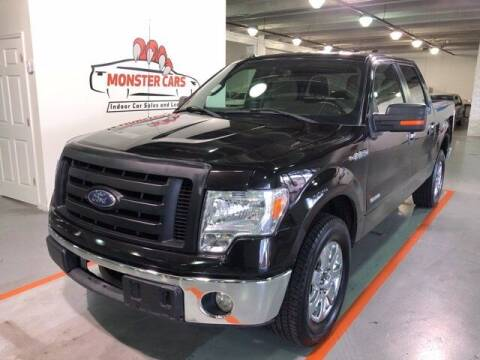 2013 Ford F-150 for sale at Monster Cars in Pompano Beach FL
