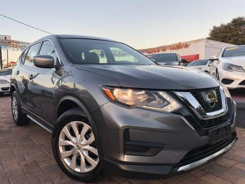 2017 Nissan Rogue for sale at Cars of Tampa in Tampa FL