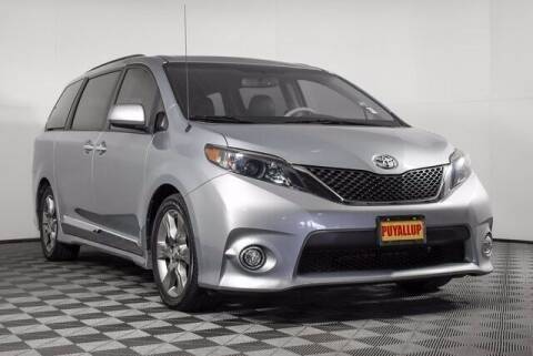 2014 Toyota Sienna for sale at Washington Auto Credit in Puyallup WA