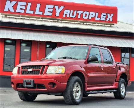 2005 Ford Explorer Sport Trac for sale at Kelley Autoplex in San Antonio TX
