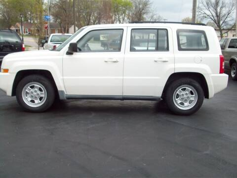 2010 Jeep Patriot for sale at Whitney Motor CO in Merriam KS