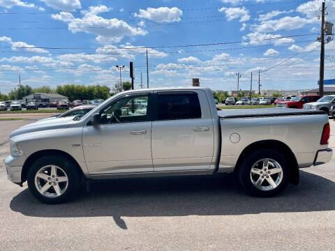 2009 Dodge Ram Pickup 1500 for sale at Iowa Auto Sales, Inc in Sioux City IA