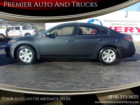 2009 Nissan Altima for sale at Premier Auto And Trucks in Independence MO