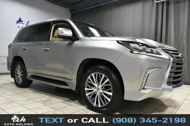 2018 Lexus LX 570 for sale at AUTO HOLDING in Hillside NJ