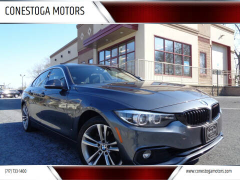 2018 BMW 4 Series for sale at CONESTOGA MOTORS in Ephrata PA