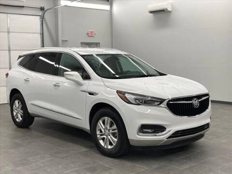 2020 Buick Enclave for sale at Cj king of car loans/JJ's Best Auto Sales in Troy MI