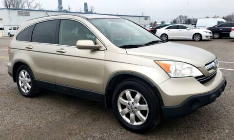 2007 Honda CR-V for sale at Angelo's Auto Sales in Lowellville OH