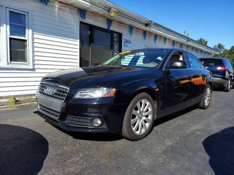 2009 Audi A4 for sale at Plaistow Auto Group in Plaistow NH