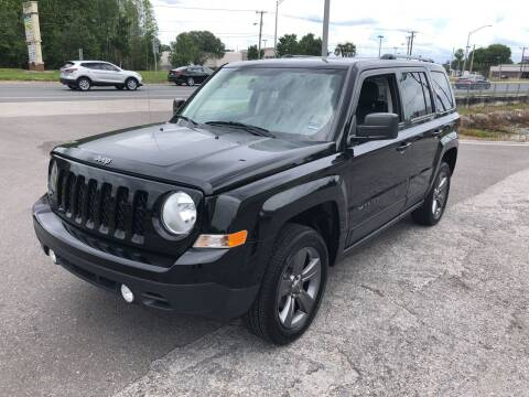 2016 Jeep Patriot for sale at Reliable Motor Broker INC in Tampa FL