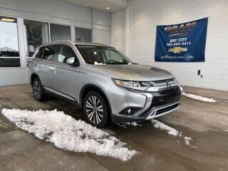 2019 Mitsubishi Outlander for sale at GRAFF CHEVROLET BAY CITY in Bay City MI