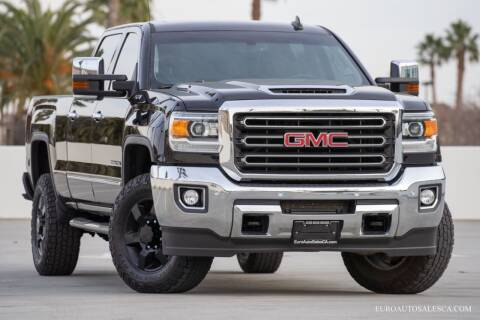 2019 GMC Sierra 2500HD for sale at Euro Auto Sales in Santa Clara CA