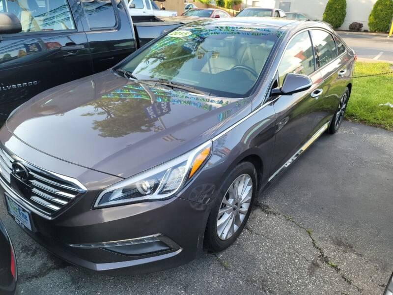 2015 Hyundai Sonata for sale at Car One in Essex MD
