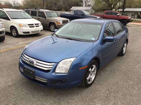 2009 Ford Fusion for sale at John 3:16 Motors in San Antonio TX