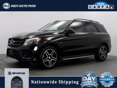 2016 Mercedes-Benz GLE for sale at INDY AUTO MAN in Indianapolis IN