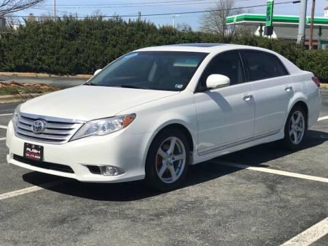 2011 Toyota Avalon for sale at RUSH AUTO SALES in Burlington NC