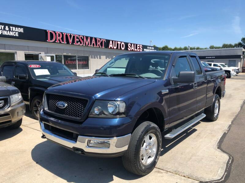 2005 Ford F-150 for sale at DriveSmart Auto Sales in West Chester OH